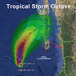 Tropical Storm Octave
