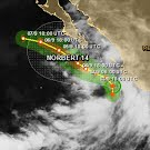 Tropical Storm Norbert Forms Off Southwest Mexico; Tropical Storm Watch for Baja California