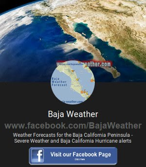 Baja Weather on Facebook